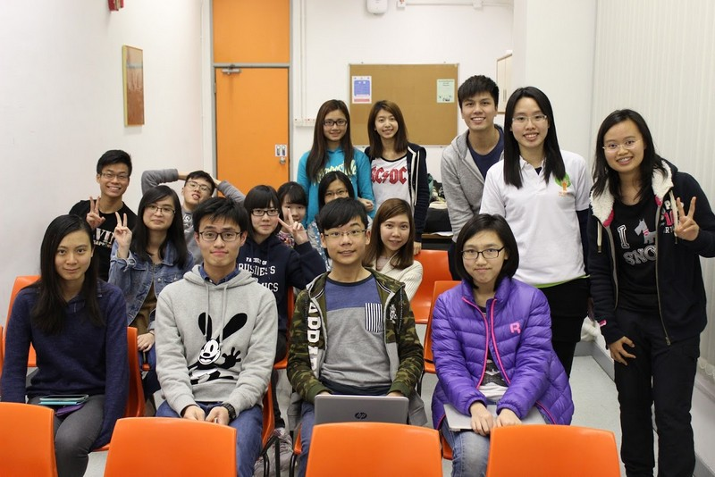 Greenwoods, HKUSU's Food Wise Hong Kong Workshop
