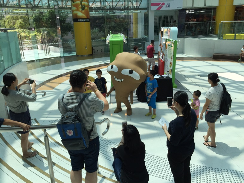 Food Wise Hong Kong Campaign to promote food waste reduction at Islands District