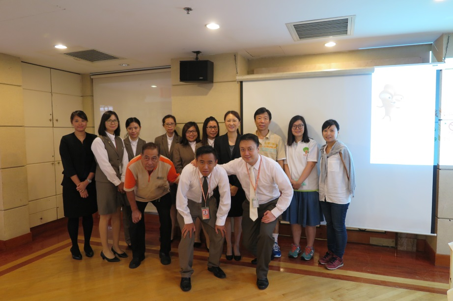 Pacific Palisades Food Wise Hong Kong Workshop: Group Photo