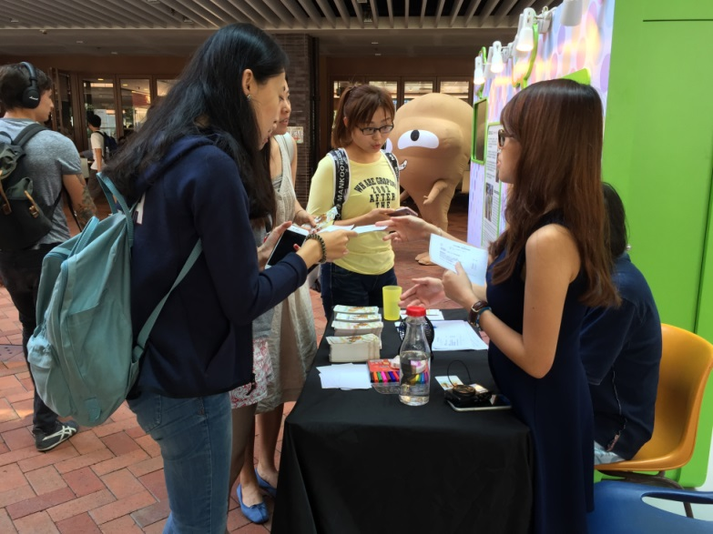 Food Wise Hong Kong Campaign to promote food waste reduction at Central and Western District : Exhibition Participants (3)