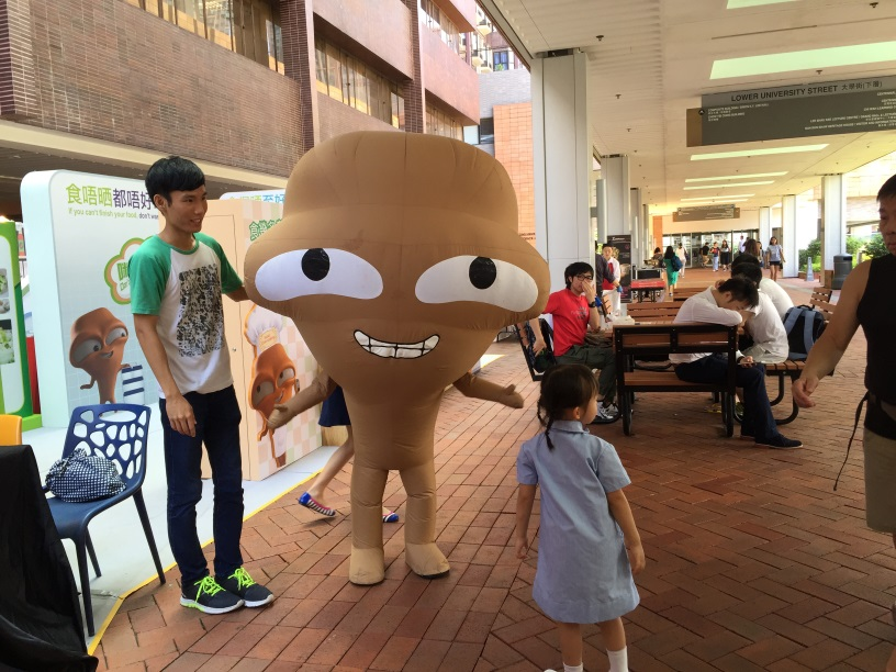 Food Wise Hong Kong Campaign to promote food waste reduction at Central and Western District : Exhibition Participants