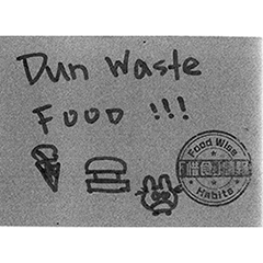 Dun Waste Food